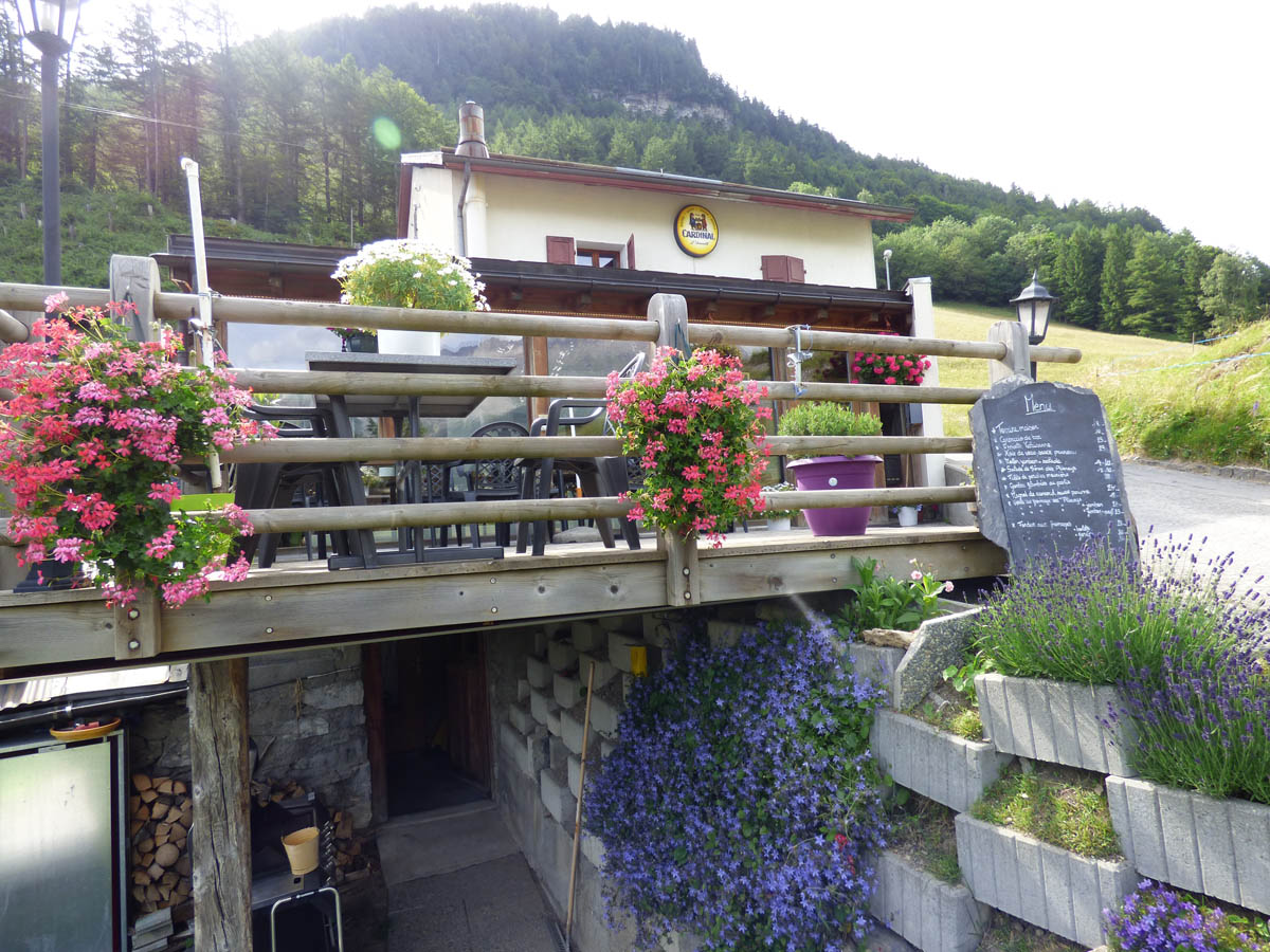 Auberge de l armailli mex saint maurice tourisme - Chambres d hotes bourg saint maurice ...