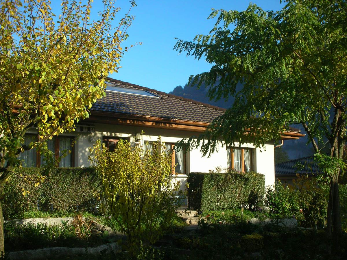 La colombe st maurice saint maurice tourisme for Chambre d hote saint palais