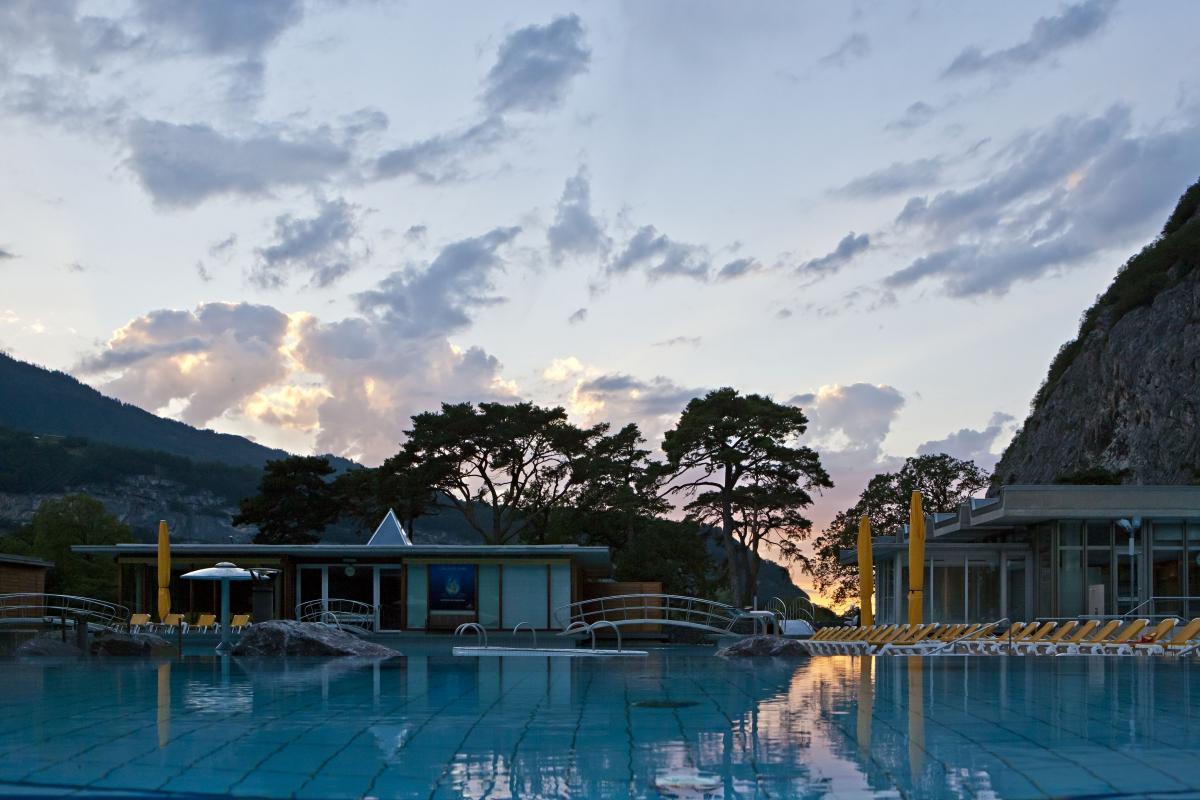 Meuble Salle De Bain Cmr ~ bains de lavey saint maurice tourisme valais suisse